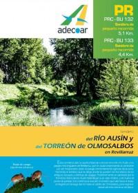 Sendero del Río Ausín y del Torreón de Olmosalbos